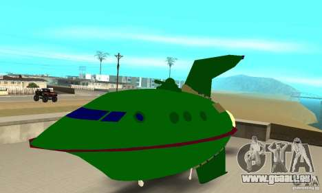Planet Express für GTA San Andreas
