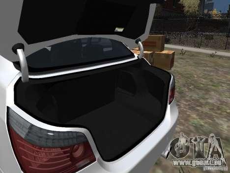 BMW M5 pour GTA 4 est un côté