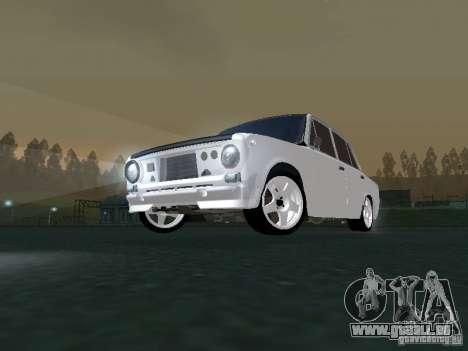 Vaz 2101 blanc enfants pour GTA San Andreas