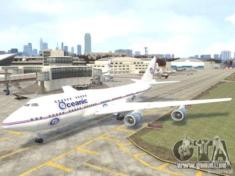 Oceanic Airlines pour GTA 4
