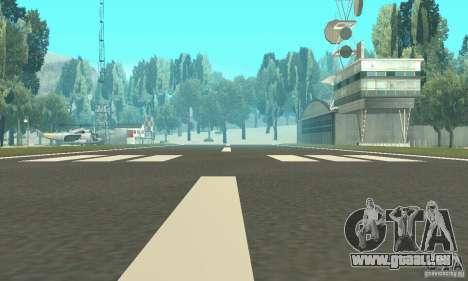 Base of CJ mod pour GTA San Andreas septième écran