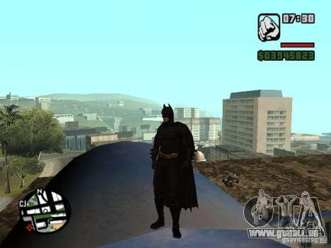 Batman pour GTA San Andreas deuxième écran