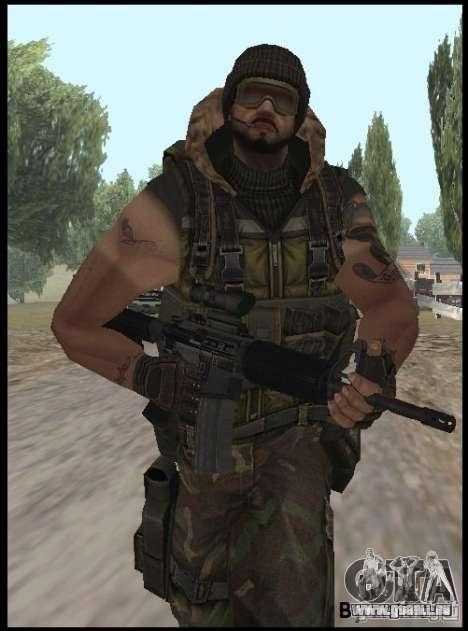 [Point Blank] Terrorist für GTA San Andreas zweiten Screenshot