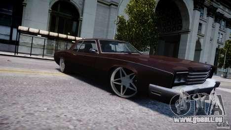 Buccaner Tuning für GTA 4