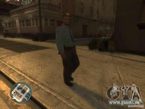 Russian Cops pour GTA 4 quatrième écran