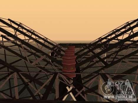 Huge MonsterTruck Track pour GTA San Andreas huitième écran