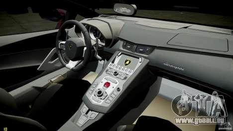 Lamborghini Aventador LP700-4 pour GTA 4 est un côté