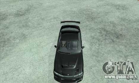 NISSAN SILVIA S14 CHARGESPEED FROM JUICED 2 pour GTA San Andreas vue de droite