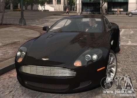 Aston Martin DB9 2008 v 1.0 pour GTA 4