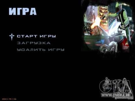 Nouveaux écrans de Miami + bonus pour GTA San Andreas troisième écran