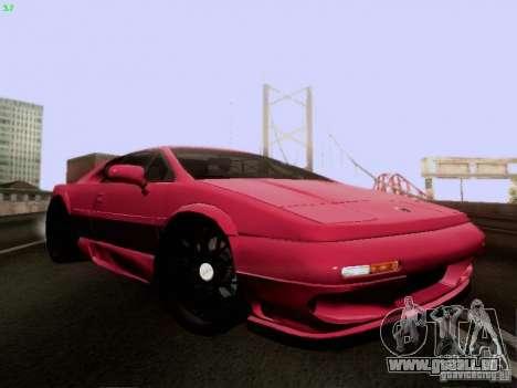 Lotus Esprit V8 für GTA San Andreas