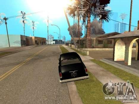 Volga 21 für GTA San Andreas rechten Ansicht