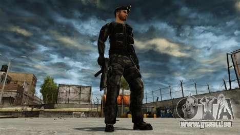 Sam Fisher v2 für GTA 4 fünften Screenshot