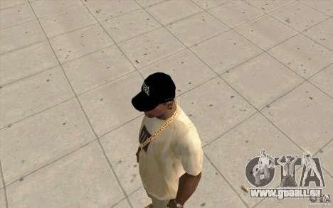 Cap fox für GTA San Andreas