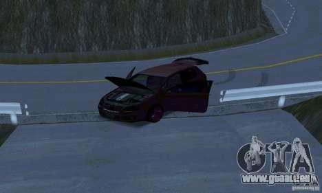 Volkswagen Golf V JDM Style für GTA San Andreas Innenansicht