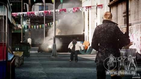 Jake Mueller pour GTA 4 secondes d'écran