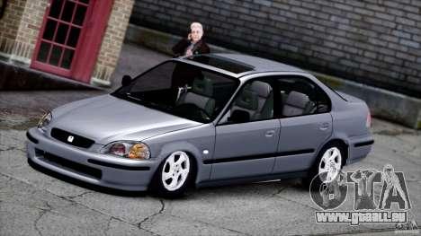 Honda Civic Vti pour GTA 4