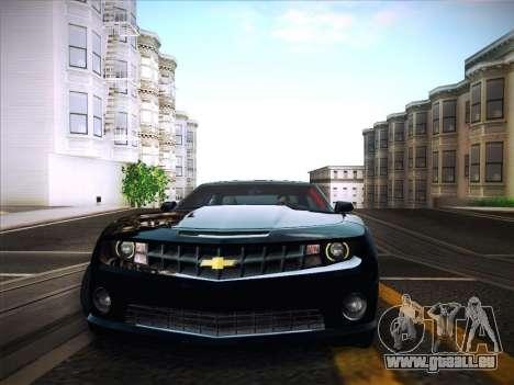 Realistic Graphics HD für GTA San Andreas siebten Screenshot