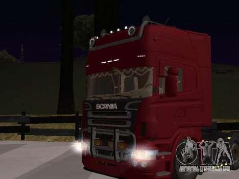 Scania 460 pour GTA San Andreas