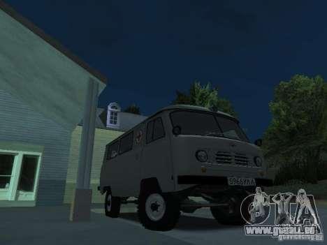 UAZ 451A pour GTA San Andreas