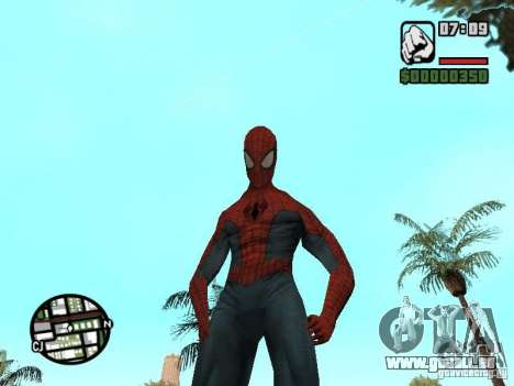 Spider-man 2099 pour GTA San Andreas