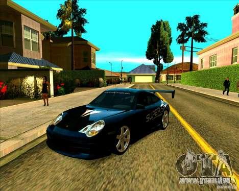 Porsche GT3 SuperSpeed TUNING pour GTA San Andreas