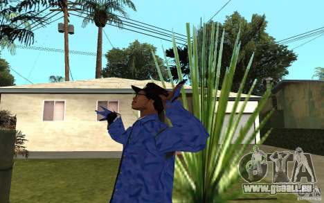 Crips 4 Life pour GTA San Andreas troisième écran