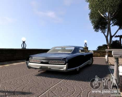 Pontiac Bonneville 1966 pour GTA 4 est un droit