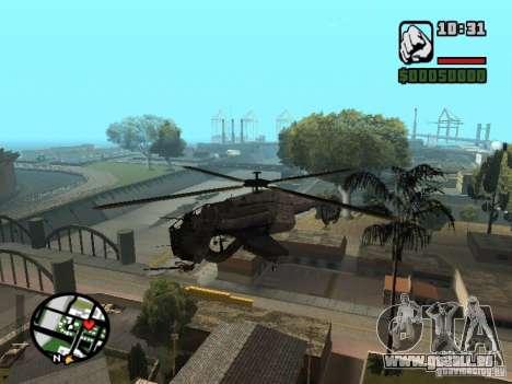 HL 2 VERT v1 pour GTA San Andreas laissé vue