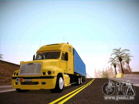 Freightliner Century Classic pour GTA San Andreas