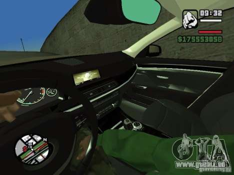 Erste Person (First-Person-mod) für GTA San Andreas sechsten Screenshot