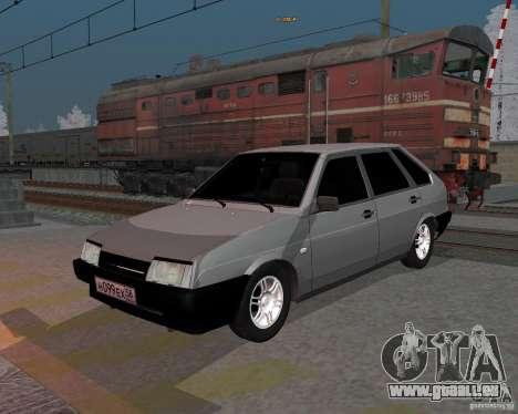 VAZ 2109 Spoutnik pour GTA San Andreas