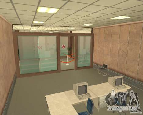 Bank in Los Santos für GTA San Andreas her Screenshot