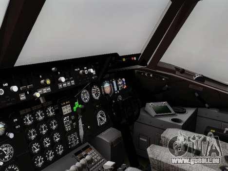 McDonell Douglas KC-10A Extender pour GTA San Andreas vue arrière