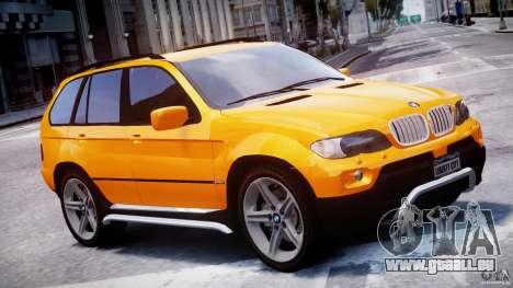 BMW X5 E53 v1.3 für GTA 4