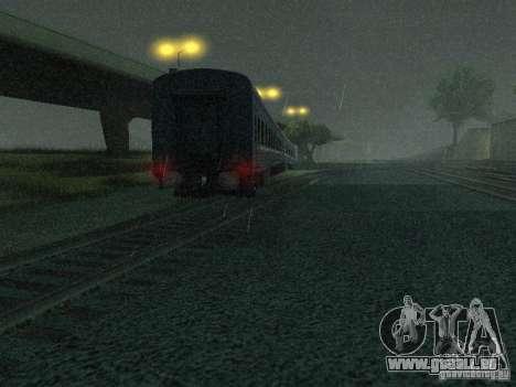 Interrupteur rail shooter pour GTA San Andreas deuxième écran