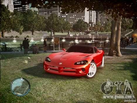 Dodge Viper SRT-10 2003 pour GTA 4