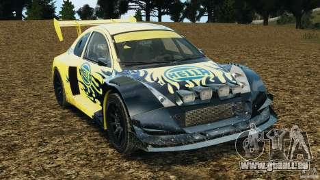 Colin McRae Hella Rallycross pour GTA 4