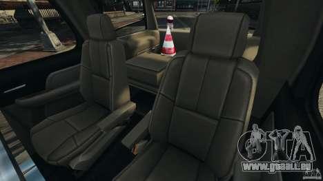 Chevrolet Tahoe LCPD SWAT für GTA 4 Seitenansicht
