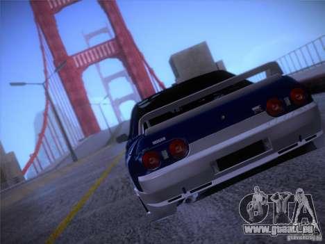 Nissan Skyline R32 Drift Tuning für GTA San Andreas rechten Ansicht