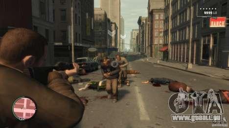 Contagium v1.2b für GTA 4 fünften Screenshot