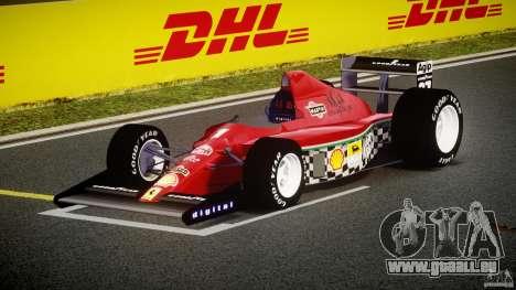 Ferrari Formula 1 pour GTA 4