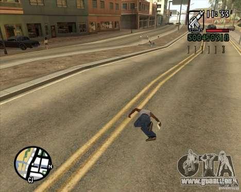 Endorphin Mod v.3 pour GTA San Andreas onzième écran