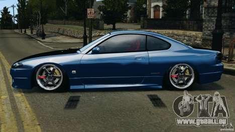 Nissan Silvia S15 JDM für GTA 4 linke Ansicht