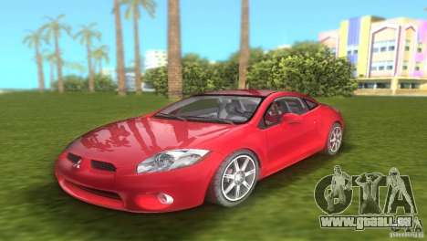 Mitsubishi Eclipse GT 2007 für GTA Vice City