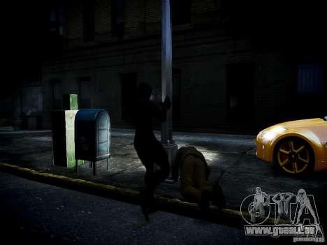 Spider Man Black Suit pour GTA 4 quatrième écran