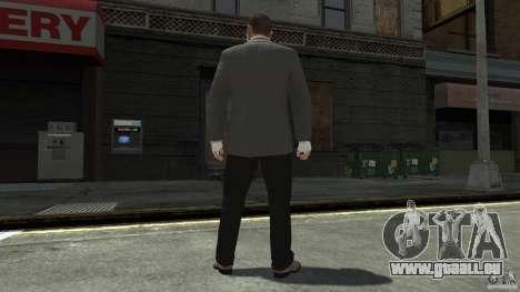 Gloves AlpineStar White für GTA 4 dritte Screenshot
