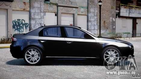 Alfa Romeo 159 Li v2 für GTA 4 linke Ansicht