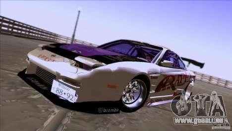 Nissan 150SX Drift pour GTA San Andreas