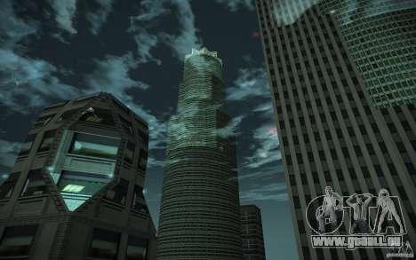 Gratte-ciel de HD pour GTA San Andreas sixième écran